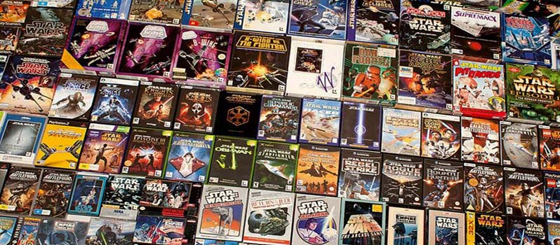 Star Wars Video Games Collection